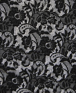 LYCRA® LACE SERIES 2 NOIR