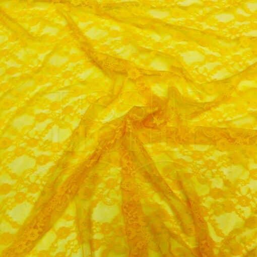 dentelle serie1 jaune