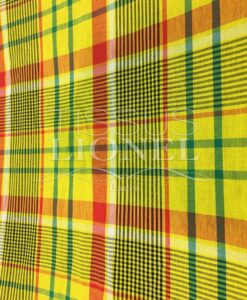COTTON MADRAS PRINTED 044