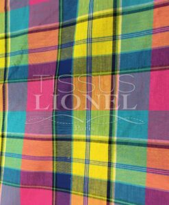 COTTON MADRAS PRINTED 047