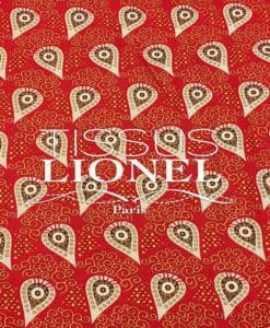 COTTON PRINTED AFRICAN WAX 059