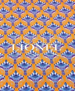 COTTON PRINTED AFRICAN WAX 066