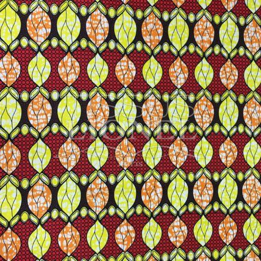 COTON IMPRIMÉ WAX AFRICAIN 085