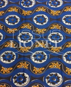 AFRICAN PRINTED COTTON 013