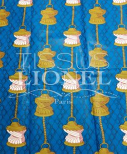 AFRICAN PRINTED COTTON 017