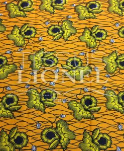 AFRICAN PRINTED COTTON 028