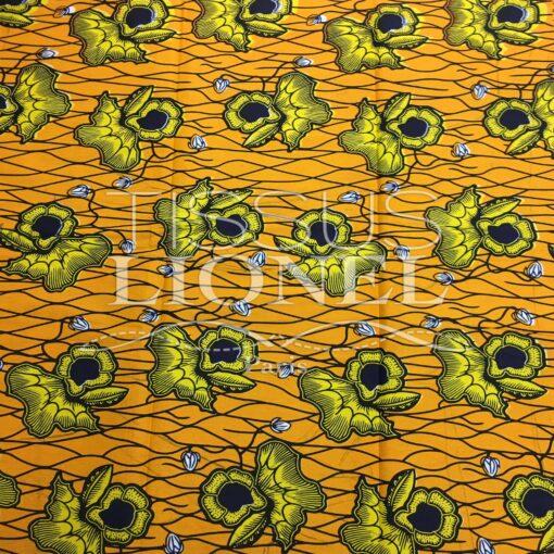 COTON IMPRIME AFRICAIN 028
