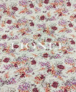 PRINTED COTTON FLOWERS 037