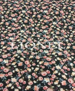 PRINTED COTTON FLOWERS 047