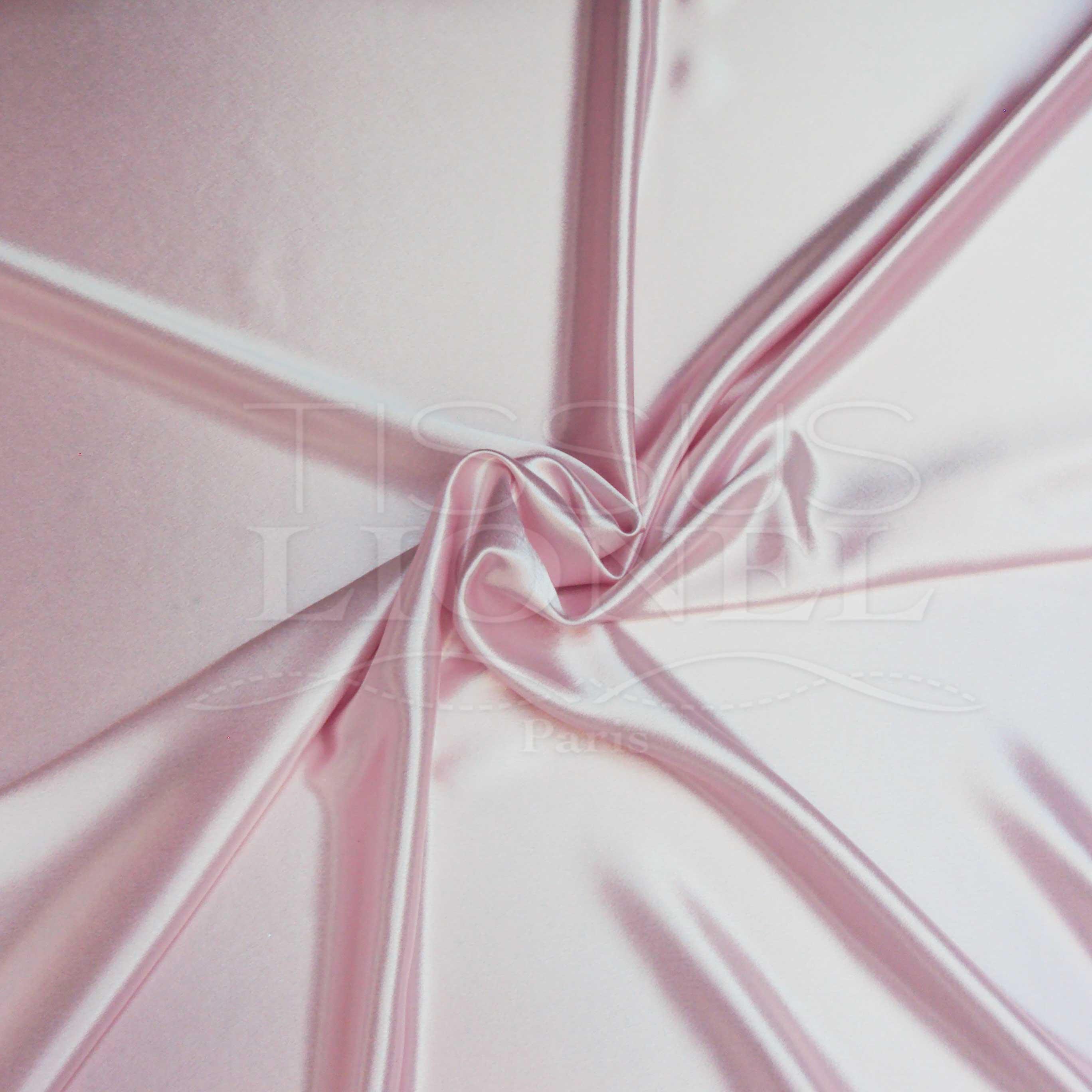 0b12f01b6a915a Pannenkoek SATIN PINK - Lionel Fabrics