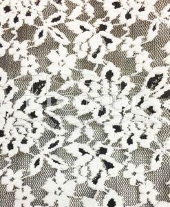 LYCRA LACE SERIES 1 Белый и черный