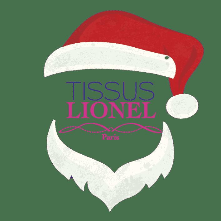Логотип Лионель Рождество Ткань