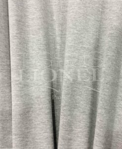 Lycra cotton gray soft china
