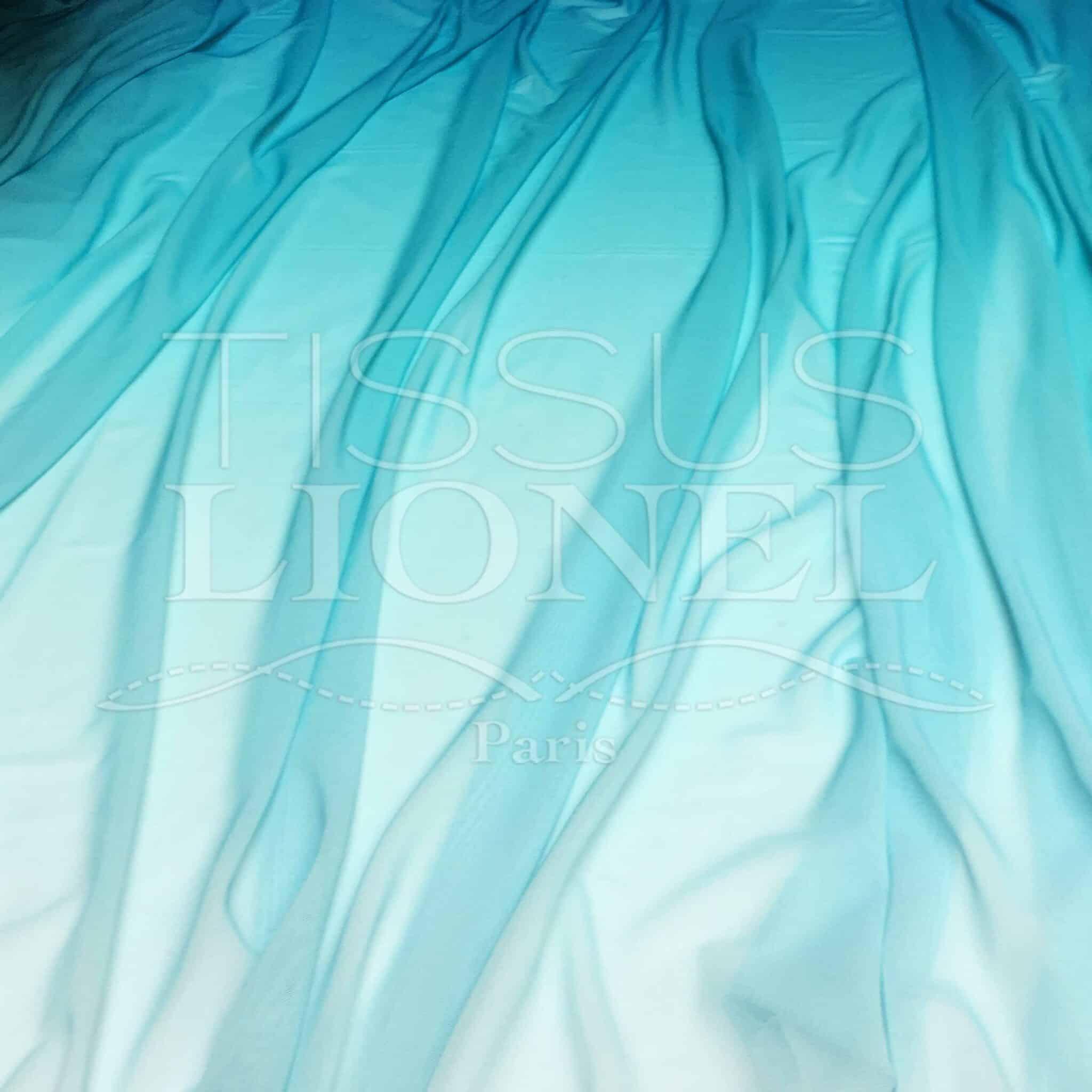 Lycra gradient mesh