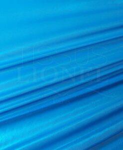 Résille laqué pailleté fond turquoise pailleté turquoise
