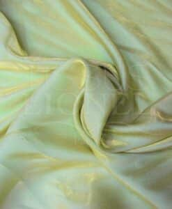 changing anise satin gold