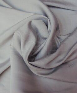 Satin changeante gris clair