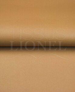 imitación de cuero sólido de color beige