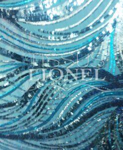 TULLE WONDERFUL SERIES 3 GLITTER TURQUOISE