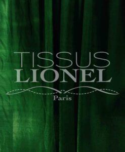 Terciopelo de seda verde en verde