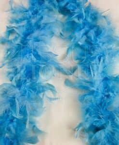 enkele blauwe boa