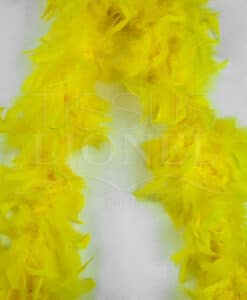 enkele gele boa