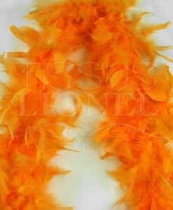 boa eenvoudige oranje clair
