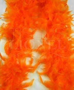 fel oranje boa enkele