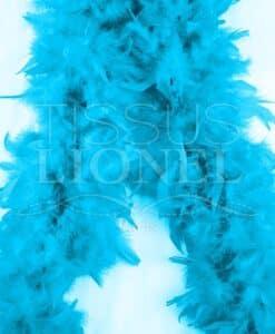 boa eenvoudige turquoise