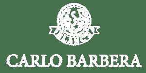 carlo barbera logo blanc