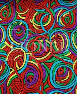 масленица катушки многоцветной