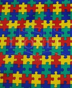 kleur puzzel carnaval