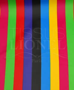 carnival colorful stripes