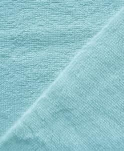 Tissu éponge bambou hydrophile ciel