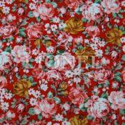 coton imprimé fleurs 001