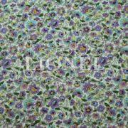 coton imprimé fleurs 009
