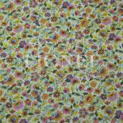 coton imprimé fleurs 011
