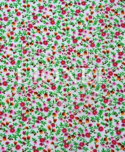 cotton floral print 014
