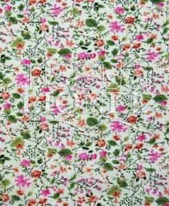 katoen bloemenprint 016