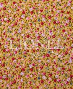katoen bloemenprint 027