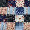 coton imprimé fleurs 031