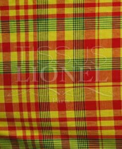 printed cotton madras 004