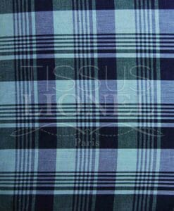 coton imprimé madras 011