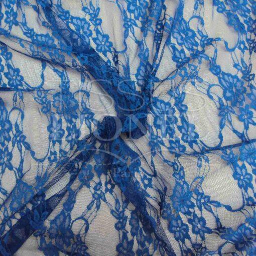 dentelle serie1 bleu royal