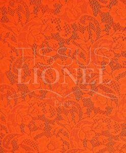serie2 fluoreszierend orange Spitze