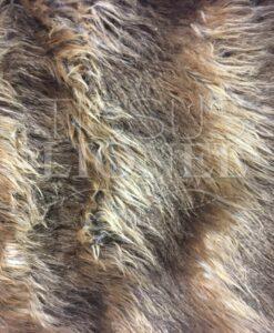 pieles de alpaca falsa