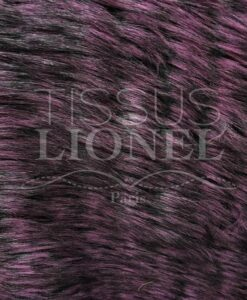 Fake fur roze Castor