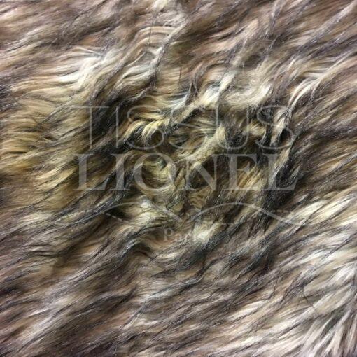 Fausse fourrure Loup