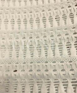 Filet 3D blanc cassé