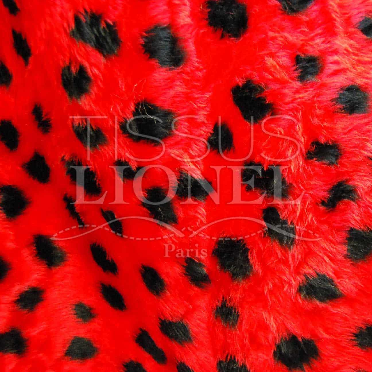printed fur